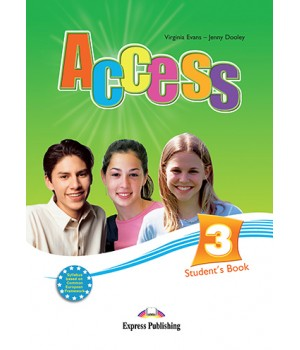 Підручник Access 3 Student's Book