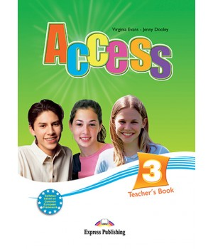 Книга для вчителя Access 3 Teacher's Book