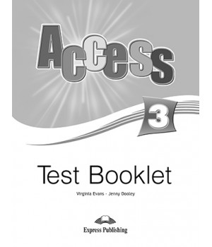 Тести Access 3 Test Booklet