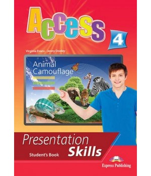 Підручник Access 4 Presentation Skills Student's Book