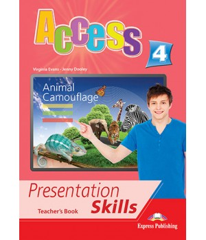Книга для вчителя Access 4 Presentation Skills Teacher's Book