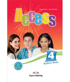 Підручник Access 4 Student's Book