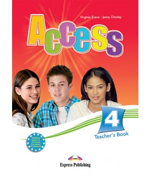 Книга для вчителя Access 4 Teacher's Book