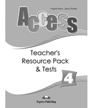 Книга для вчителя Access 4 Teacher's Resource Pack