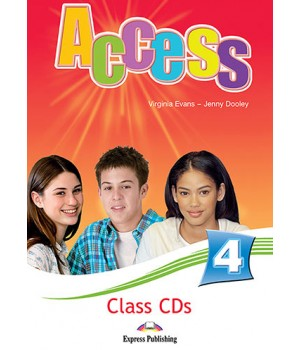 Диски Access 4 Class Audio CDs (Set of 5)