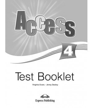 Тести Access 4 Test Booklet