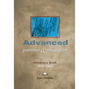 Підручник Advanced Grammar and Vocabulary Student's Book