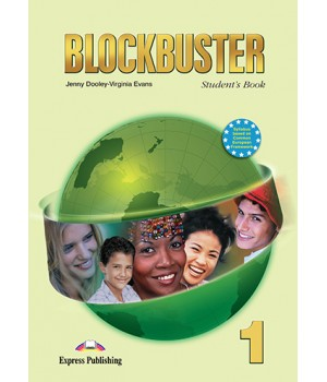 Підручник Blockbuster 1 Student's Book