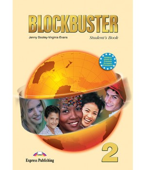 Підручник Blockbuster 2 Student's Book