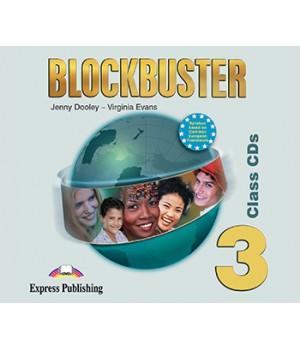 Диски Blockbuster 3 Class Audio CDs (Set of 4)