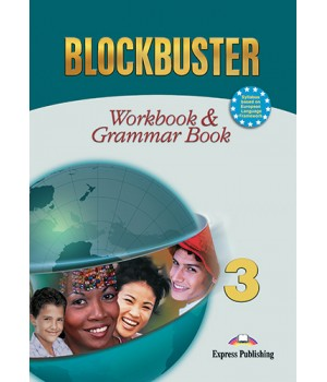 Робочий зошит Blockbuster 3 Workbook & Grammar Book