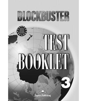 Тести Blockbuster 3 Test Booklet
