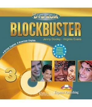 Диск Blockbuster 3 DVD-ROM