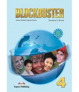 Підручник Blockbuster 4 Student's Book