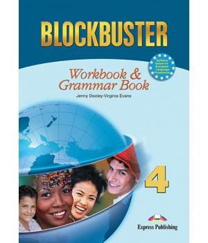 Робочий зошит Blockbuster 4 Workbook & Grammar Book