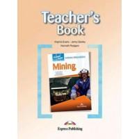 Книга для вчителя Career Paths: Natural Resources II Mining Teacher's Book