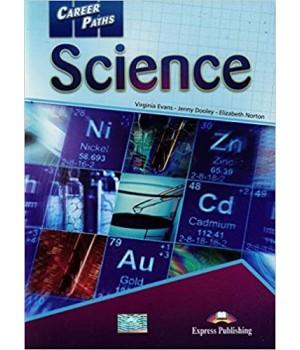 Підручник Career Paths: Science Student's Book