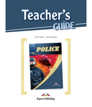 Книга для вчителя Career Paths: Police Teacher's Guide