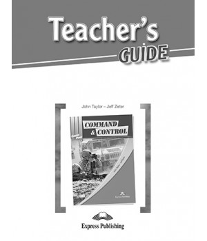 Книга для вчителя Career Paths: Command and Control Teacher's Guide