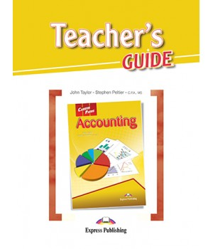 Книга для вчителя Career Paths: Accounting Teacher's Guide