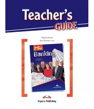 Книга для вчителя Career Paths: Banking Teacher's Guide