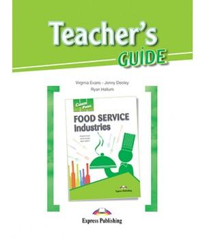 Книга для вчителя Career Paths: Food Service Industries Teacher's Guide