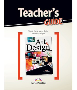 Книга для вчителя Career Paths: Art & Design Teacher's Guide