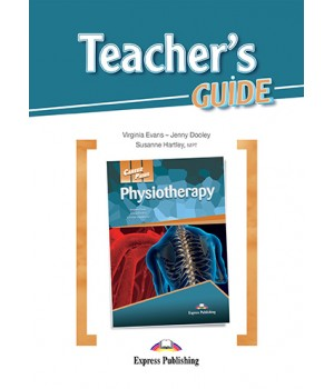 Книга для учителя Career Paths: Physiotherapy Teacher's Guide