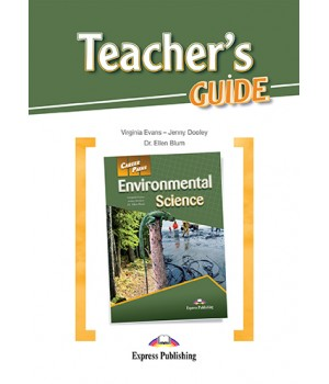 Книга для вчителя Career Paths: Environmental Science Teacher's Guide