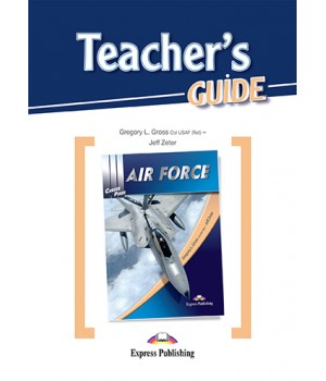 Книга для вчителя Career Paths: Air Force Teacher's Guide