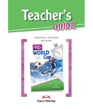 Книга для вчителя Career Paths: World Cup Teacher's Guide