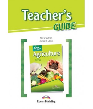 Книга для вчителя Career Paths: Agriculture Teacher's Guide