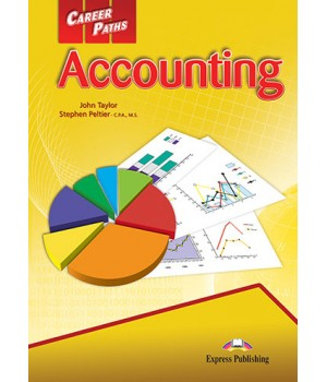 Підручник Career Paths: Accounting Student's Book with online access