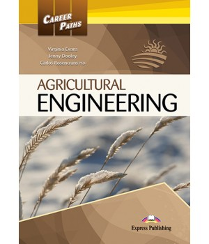 Підручник Career Paths: Agricultural Engineering Student's Book with online access