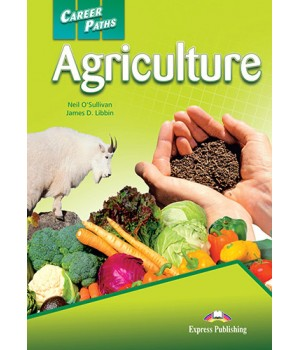 Учебник Career Paths: Agriculture Student's Book with online access