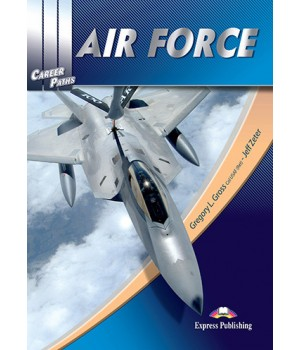 Career Paths: Air Force Student's Book with online access