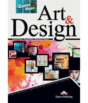 Career Paths: Art & Design Student's Book with online access