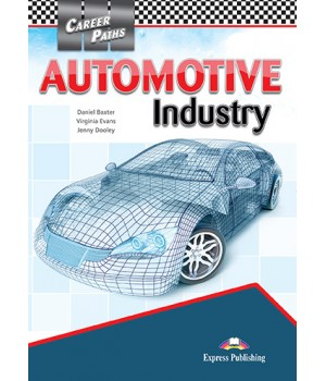 Підручник Career Paths: Automotive Industry Student's Book with Digibooks app