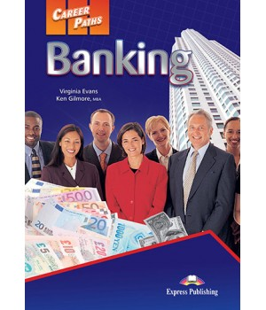 Підручник Career Paths: Banking Student's Book with online access