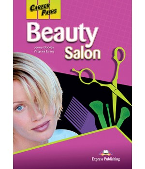 Підручник Career Paths: Beauty Salon Student's Book with online access