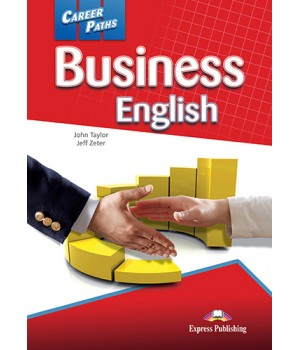 Підручник Career Paths: Business English Student's Book with online access