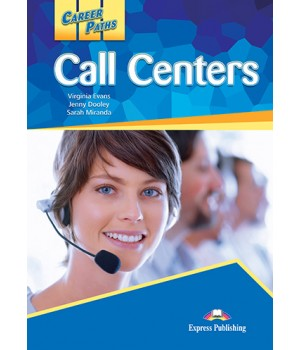 Підручник Career Paths: Call Centers Student's Book with online access