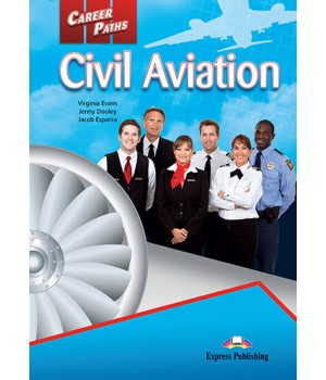 Підручник Career Paths: Civil Aviation Student's Book with online access