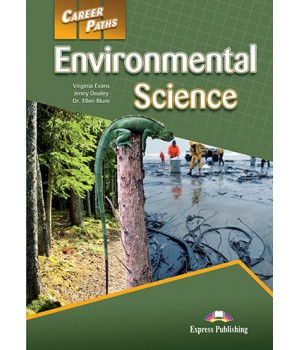 Підручник Career Paths: Environmental Science Student's Book with online access