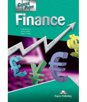 Підручник Career Paths: Finance Student's Book with online access