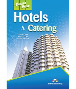 Учебник Career Paths: Hotels and Catering Student's Book with online access