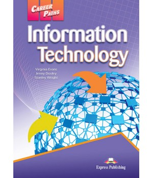 Учебник Career Paths: Information Technology Student's Book with online access