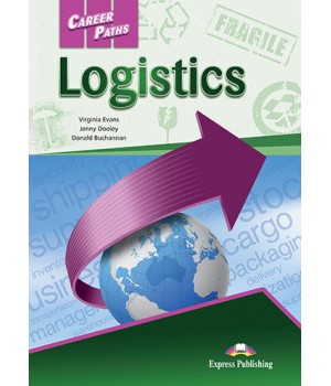 Підручник Career Paths: Logistics Student's Book with online access