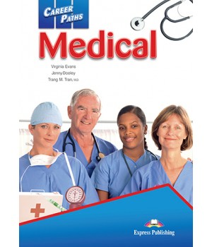 Учебник Career Paths: Medical Student's Book with online access