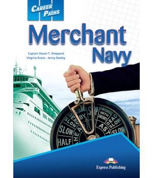 Учебник Career Paths: Merchant Navy Student's Book with online access